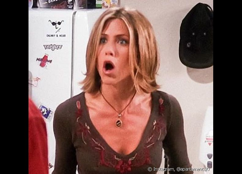Na sétima temporada de 'Friends', Rachel Green, a personagem de Jennifer Aniston, renovou seu visual apostando no corte chanel
