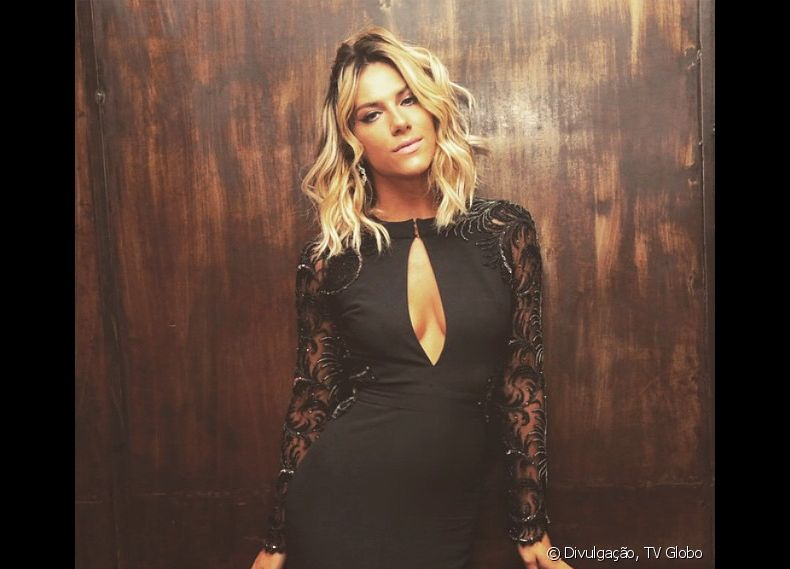 A atriz Giovanna Ewbank adere o estilo messy despojado no seu visual do dia a dia
