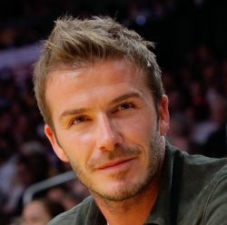 Corte masculino: aposte no Fringe Blended, hairstyle do ex-jogador David Beckham