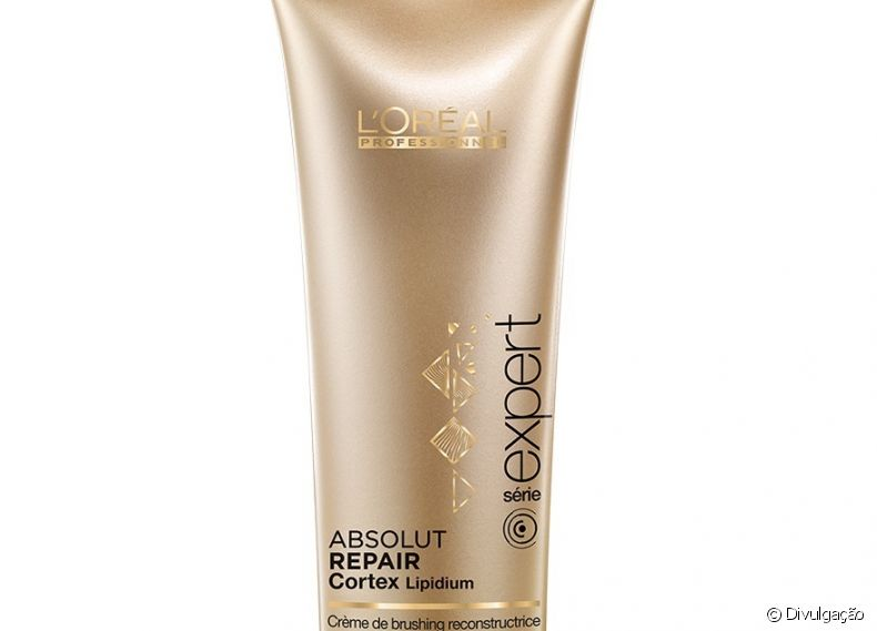 Creme de Pentear da linha Absolut Repair Cortex Lipidium