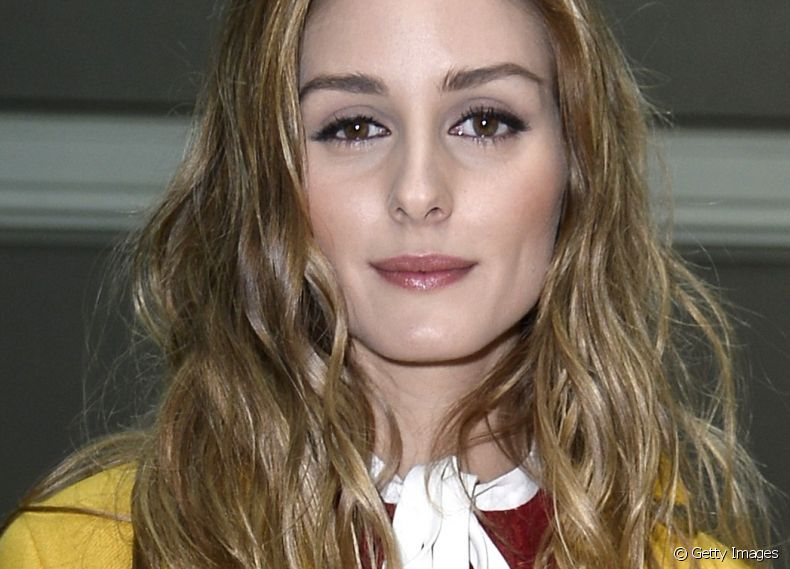 A it girl Olivia Palermo também optou por mechas sutis com bronde hair